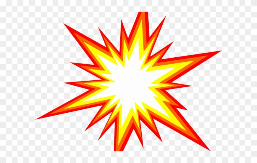 image free Starburst star burst png. Explosion clipart