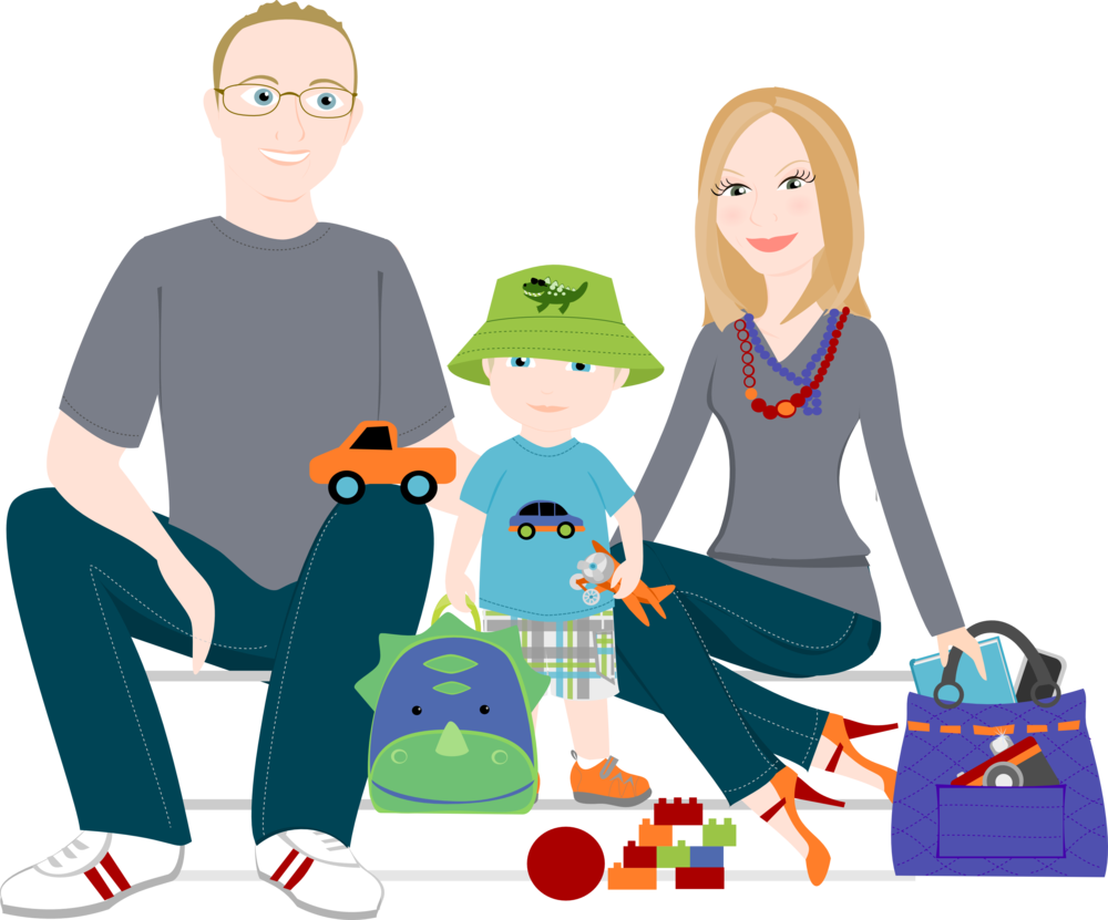 free Family Drawing Images at GetDrawings