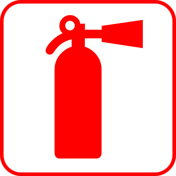 image royalty free library Extinguisher clipart. Fire extingishers clip art.