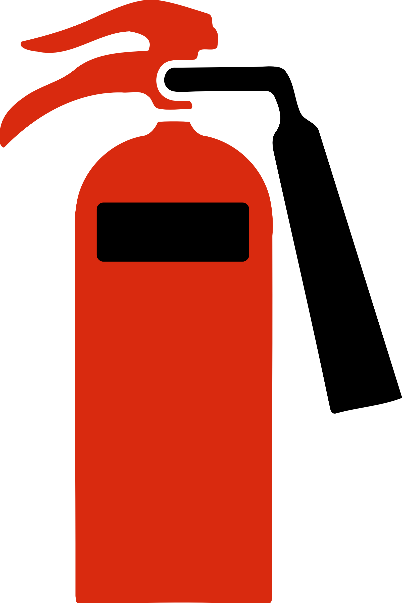 clipart transparent download Extinguisher clipart. Fire carbon dioxide big.