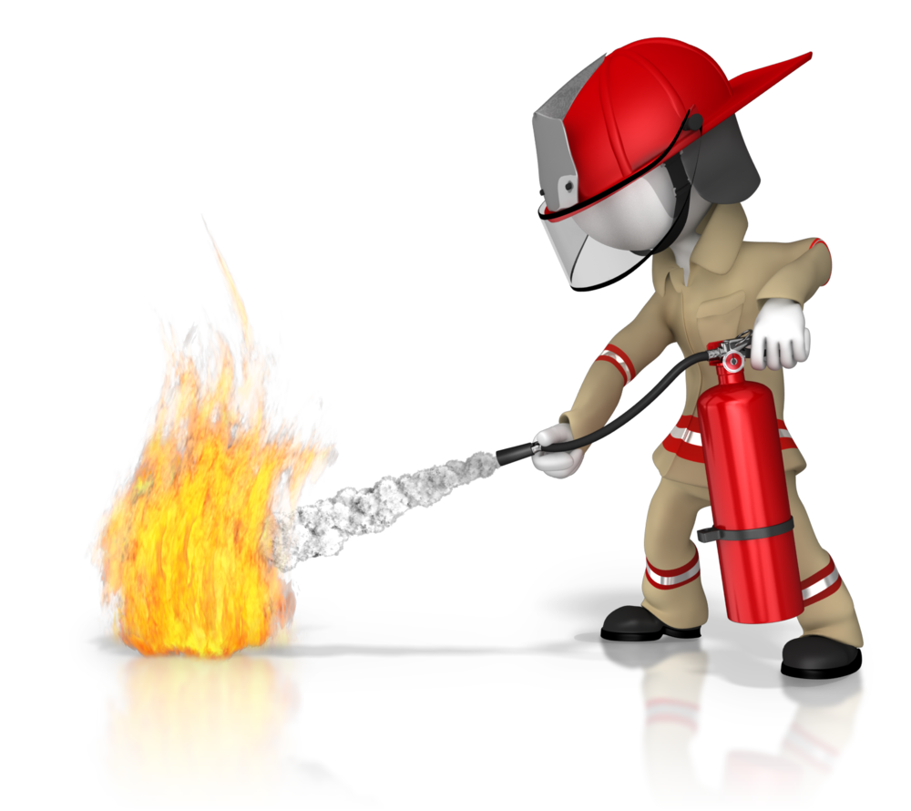 clip download extinguisher clipart fire drill #34654004