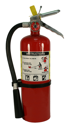 png freeuse stock Different Types of Fire Extinguishers