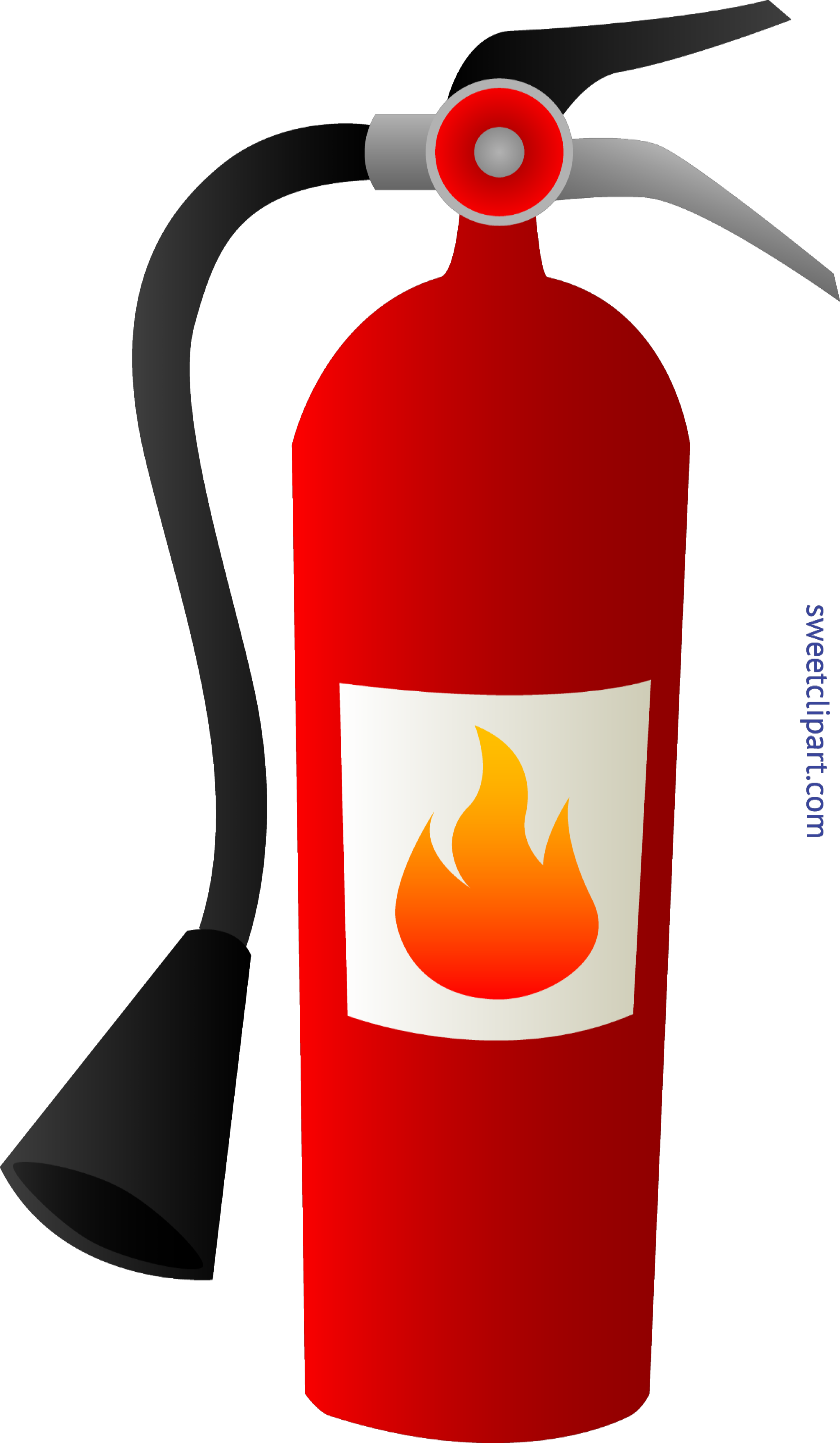 image stock Fire clip art sweet. Extinguisher clipart.