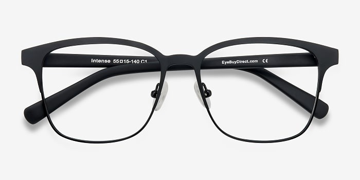 clip Eye glasses. Intense .