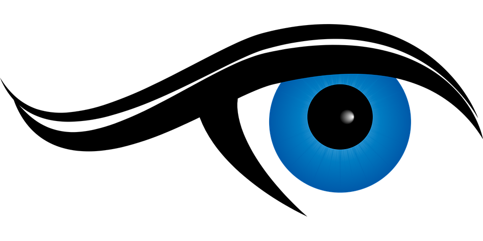 graphic library Eyeball Cliparts