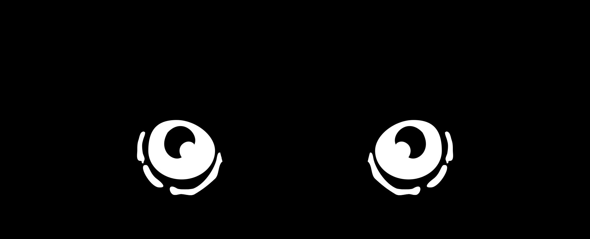 clip art freeuse Eye Black And White