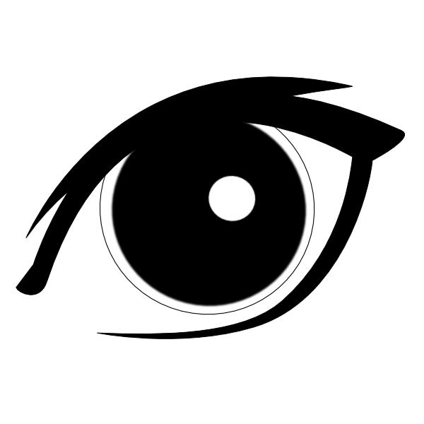 banner transparent Blue Eyes clipart child eye