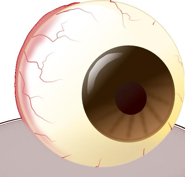 svg black and white Eyeball clipart printable