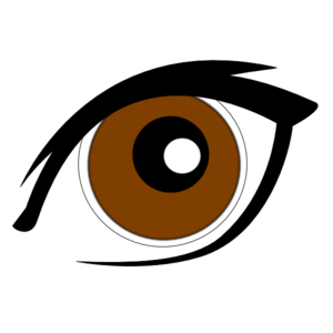 image freeuse library Cartoon Eye New Clip Art at Clker
