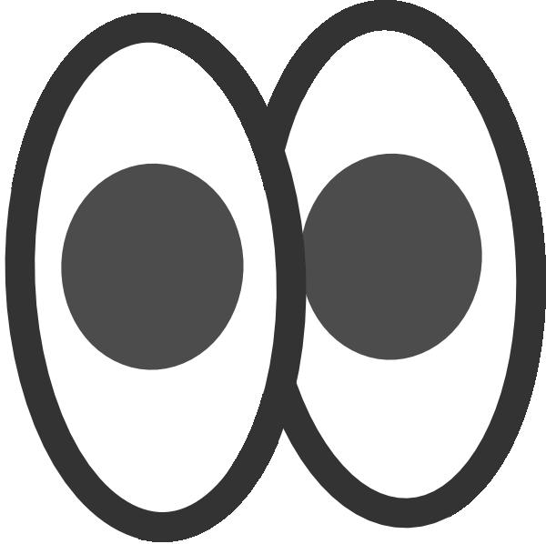 svg library Eyes Clip Art at Clker