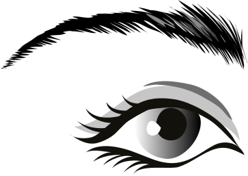 banner transparent library Eyebrow clipart. Free cliparts download clip.