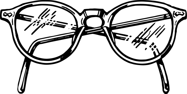 picture freeuse download Glasses clipart. Eyeglasses clip art free