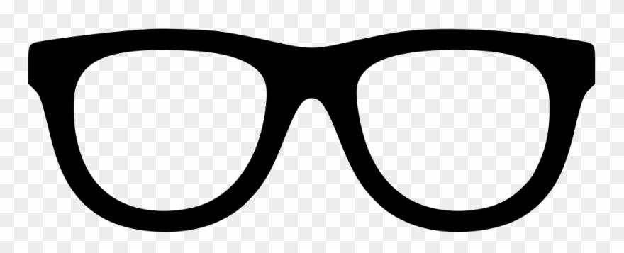 jpg transparent library Square eye glass clip. Eyeglasses clipart