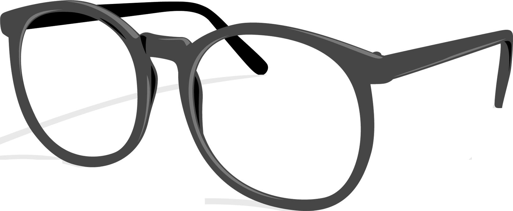 vector free stock Free Eyeglasses Cliparts