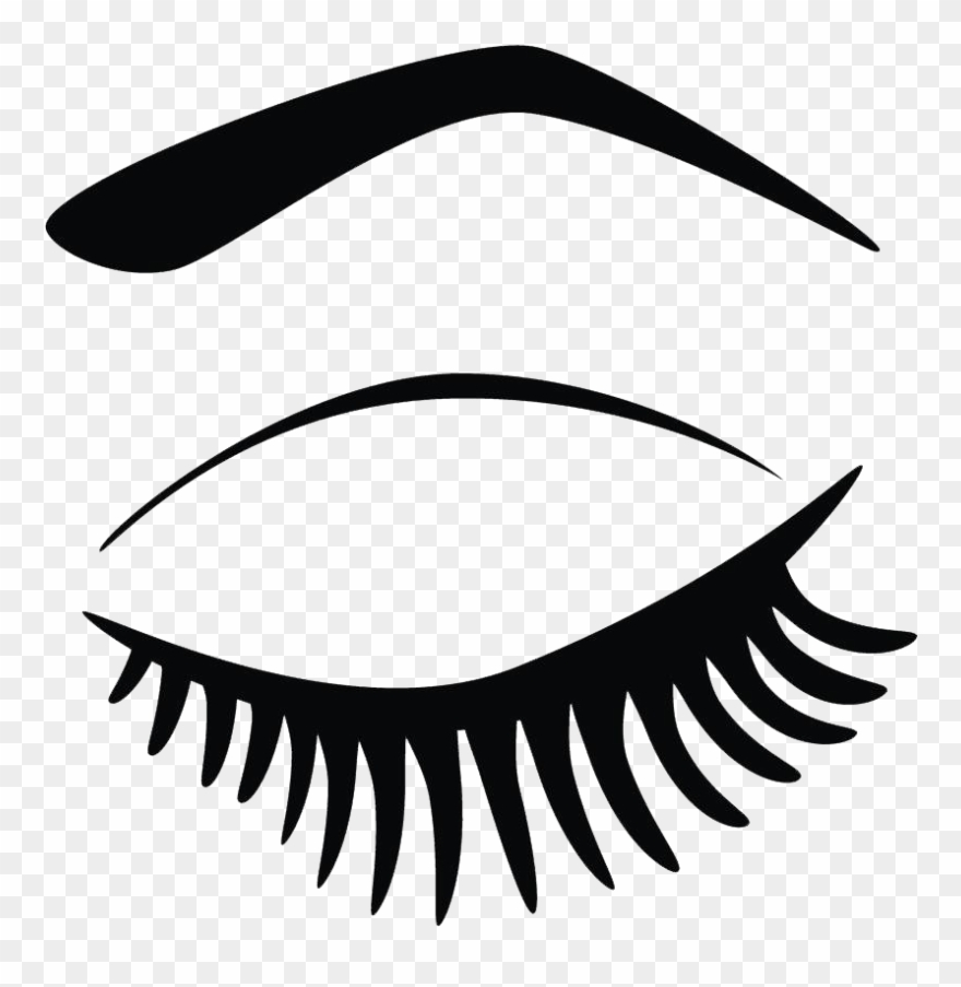 svg freeuse stock Kisspng extensions clip art. Eyelash clipart.