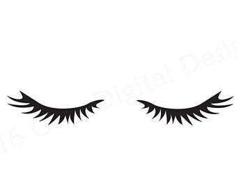 royalty free library Eyelashes free download best. Eyelash clipart.