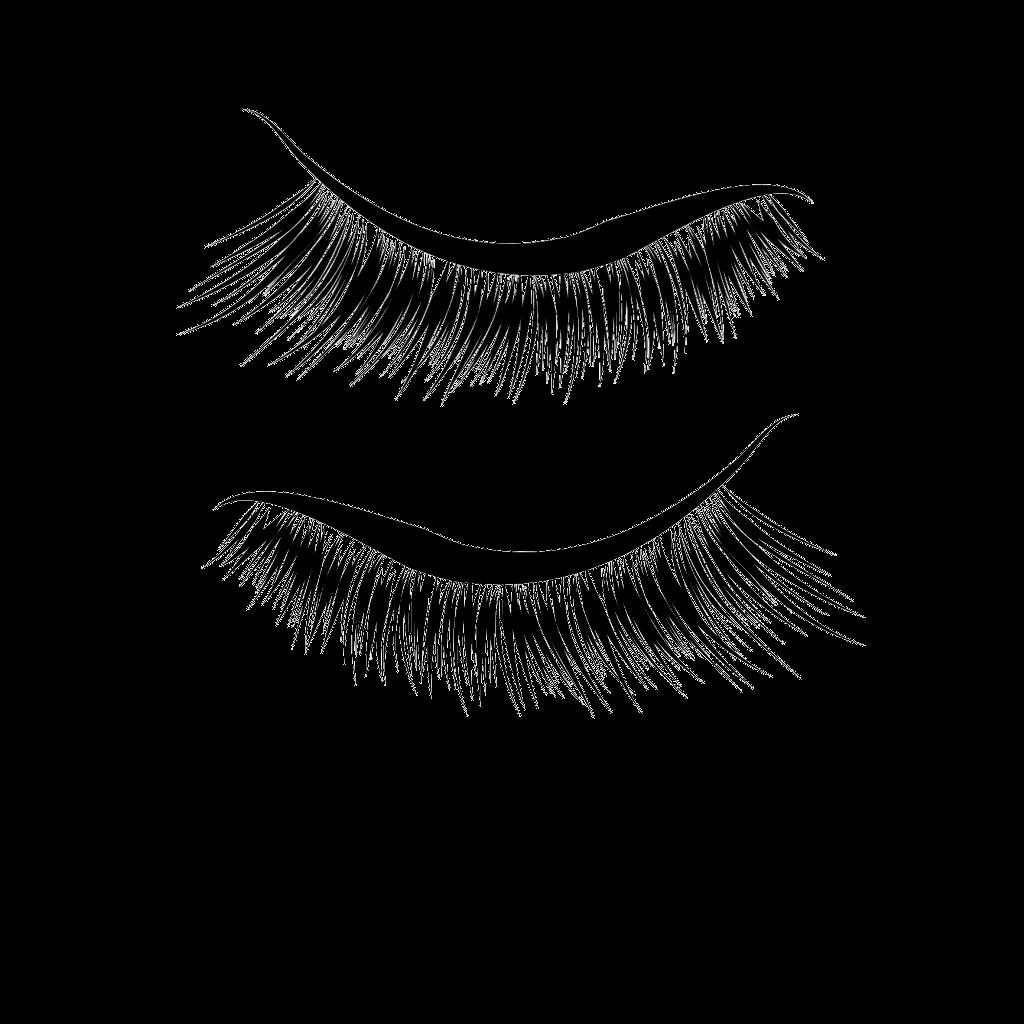 jpg black and white eyeliner wing eyelashes extension fake eyes eye iris