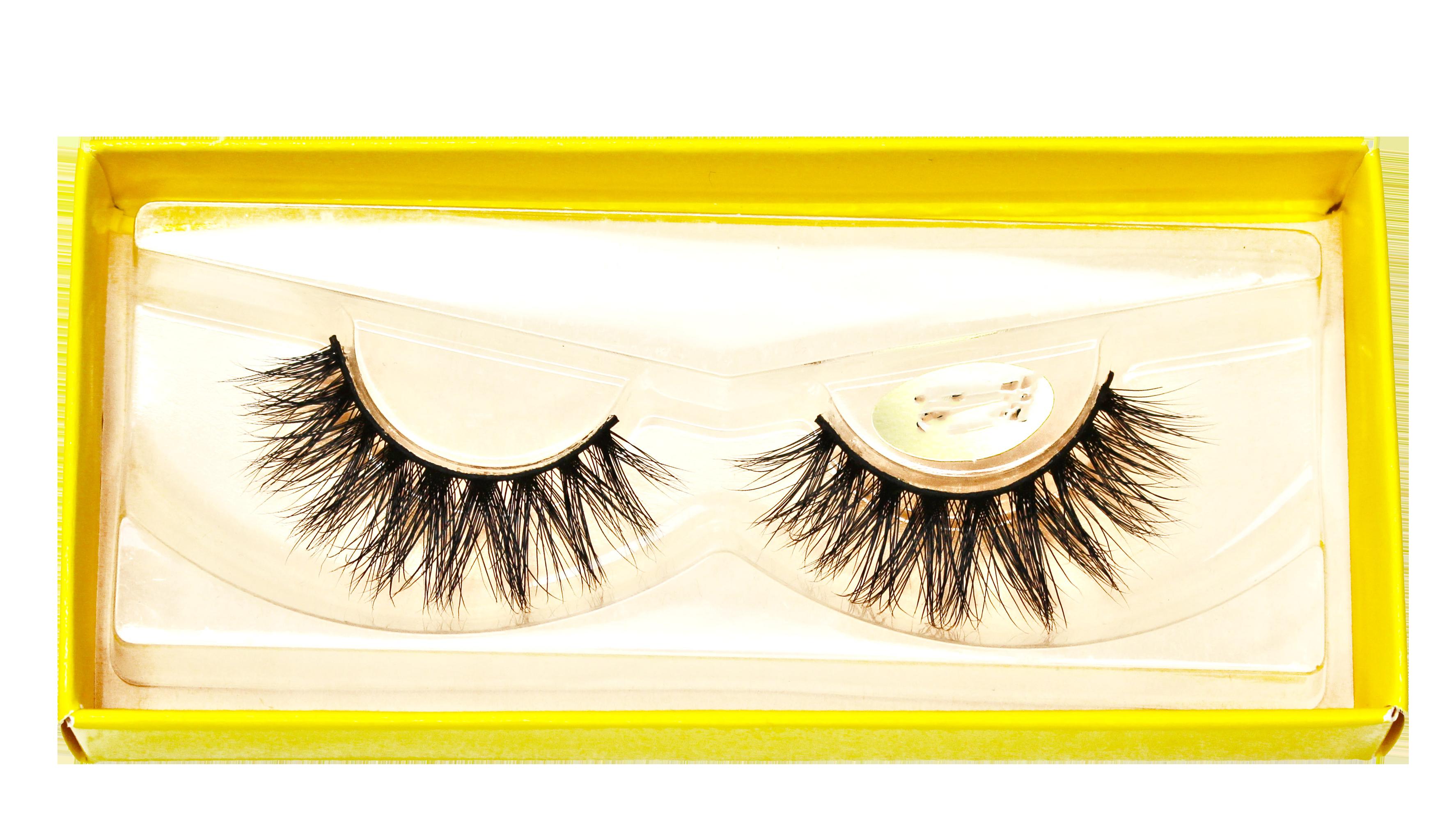 black and white Lola bonita false lashes. Eyelash clipart fierce