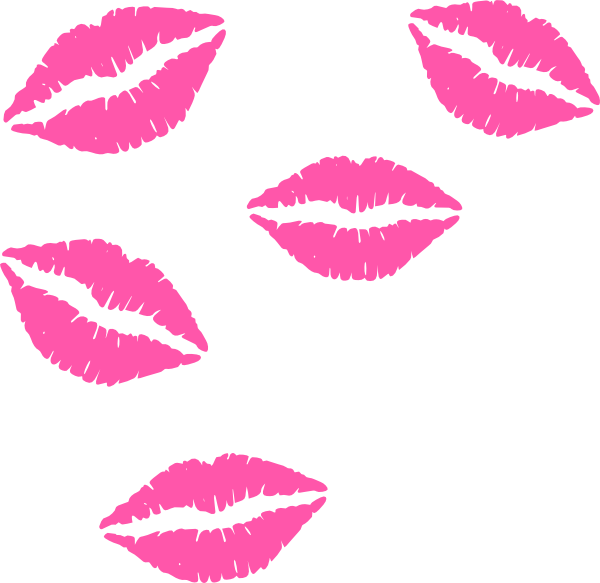 image free stock Kiss Lip Hug Smile Clip art