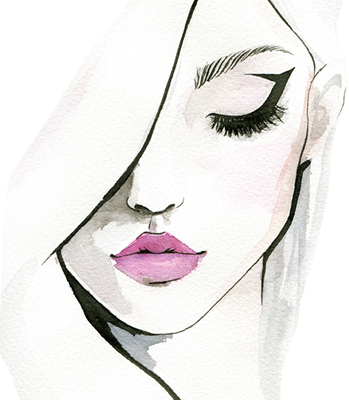 image freeuse library How to Apply Eyeliner