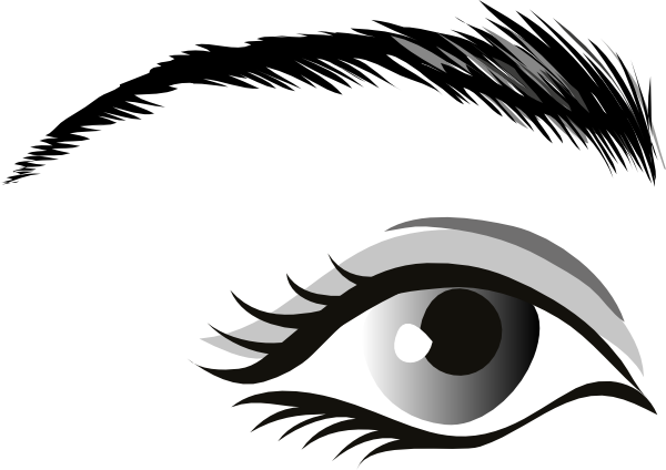 clip art freeuse Eye clip art at. Eyes clipart black and white