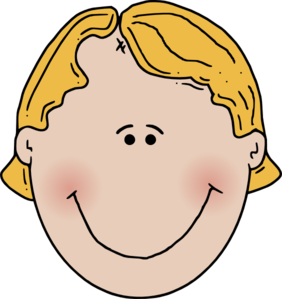 image transparent library Cartoon boy clip art. Face clipart