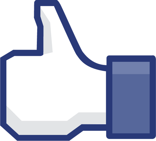 clipart freeuse Thumb up png . Facebook like clipart