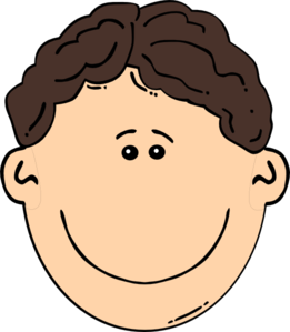 clipart free stock Boy hair free clip. Faces clipart