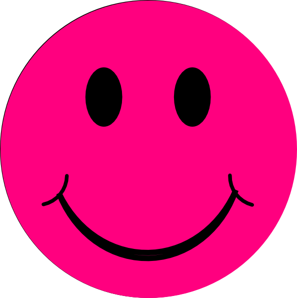 vector royalty free library Happy face clip art smiley face clipart image