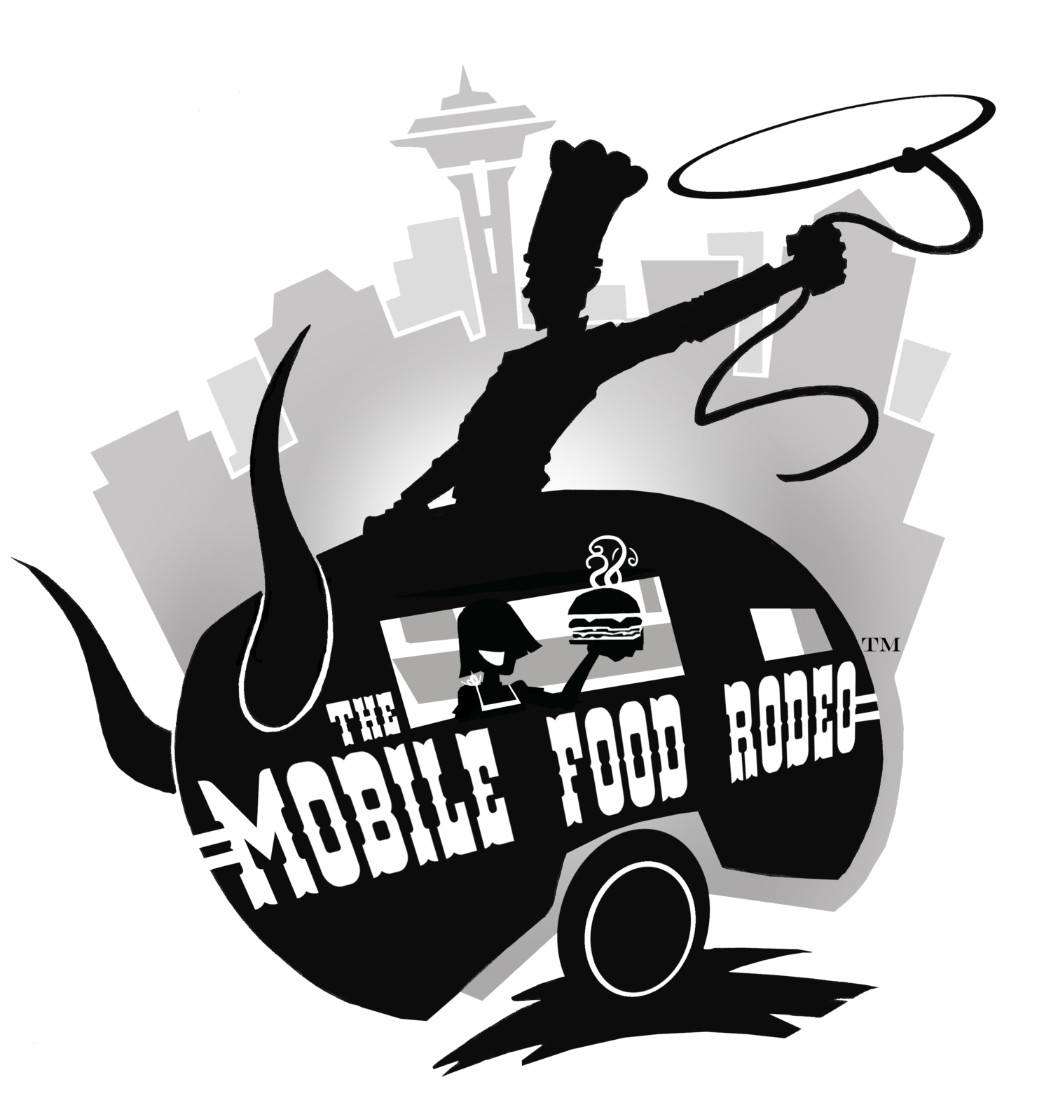 image royalty free MOBILE FOOD RODEO