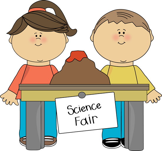 clip art royalty free library Fair clipart. Kids at science clip.