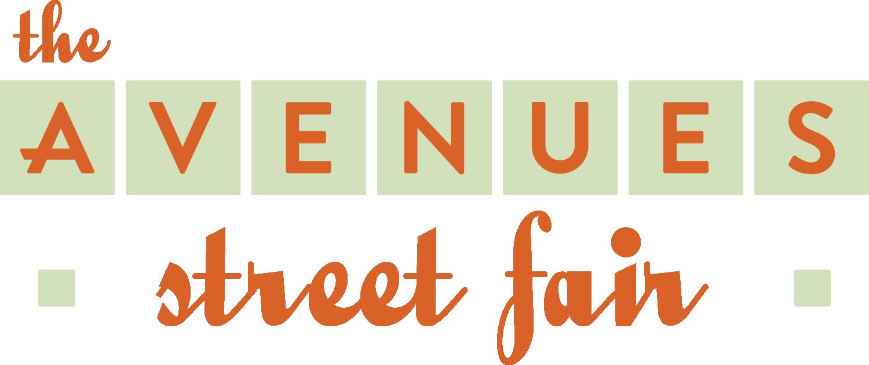 vector Avenues Street Fair
