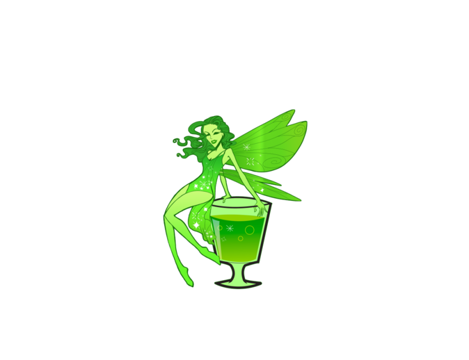 svg free stock fairy transparent green #96439100