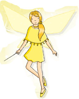 vector library download Honey the Candy Fairy