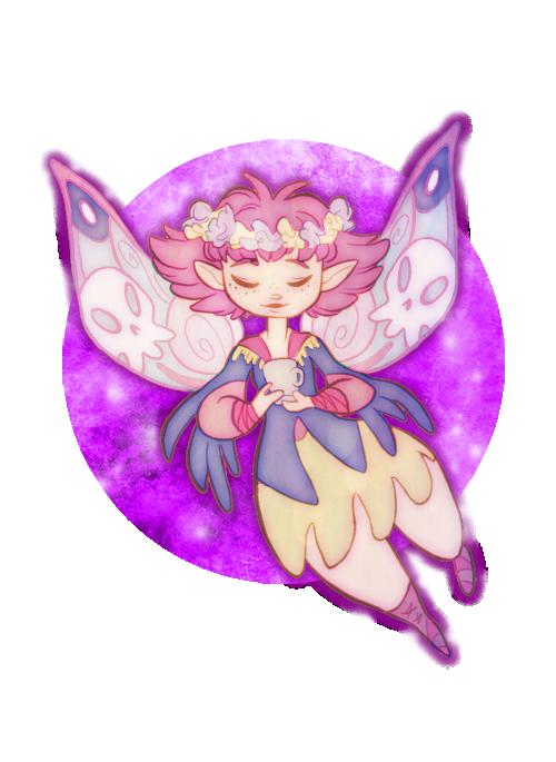 clipart Magical Fairy Girl by kaikaru on DeviantArt