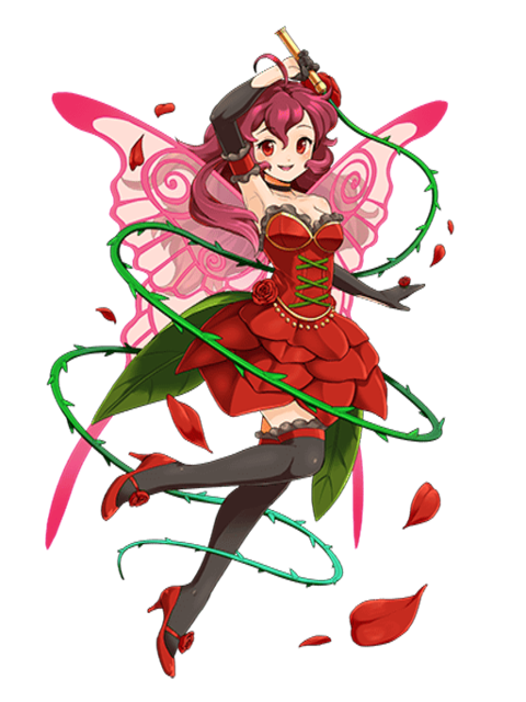 png download Fairy transparent rpg. Image rose the png