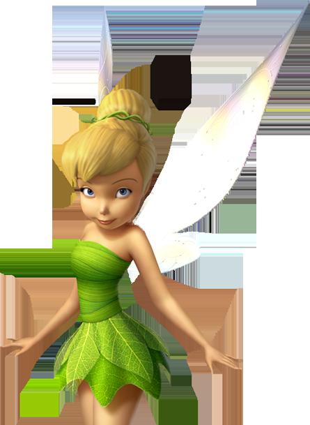 vector stock fairy transparent tinkerbell #96430026