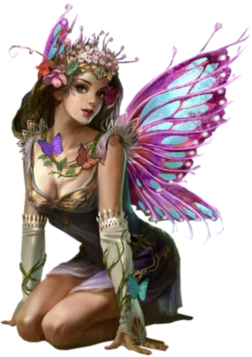 clipart download fairy transparent troll #96421263