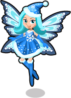svg transparent library fairy transparent winter #96433449