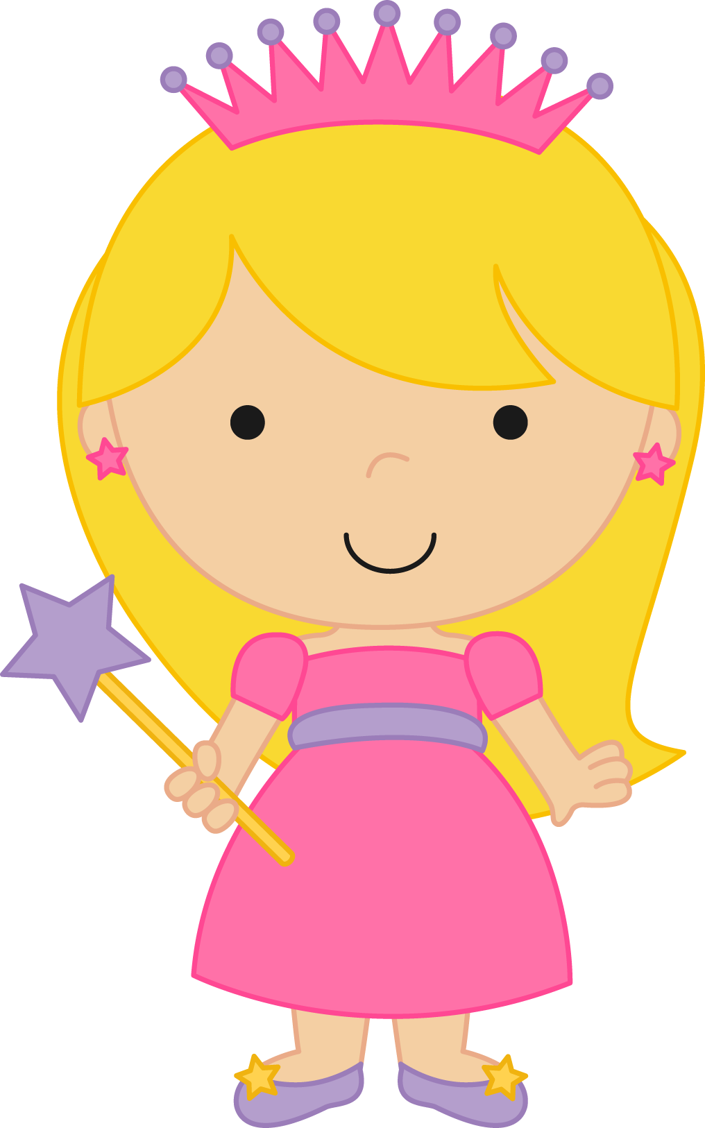 clipart transparent library Princesas e Pr
