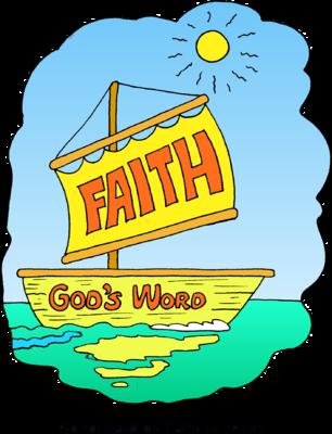 graphic freeuse christian faith clipart #60984670