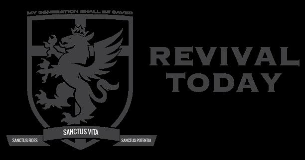 clip art freeuse download Faith clipart revival. Today logo dark graytransparent.
