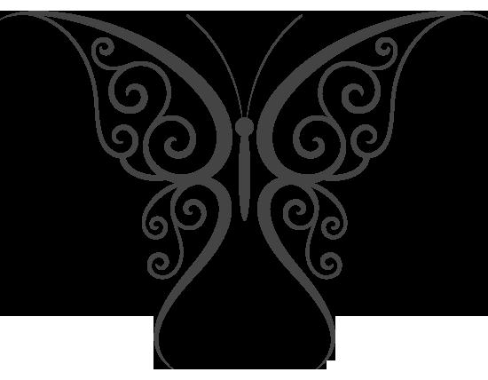 svg free stock Butterflies and Milkweed