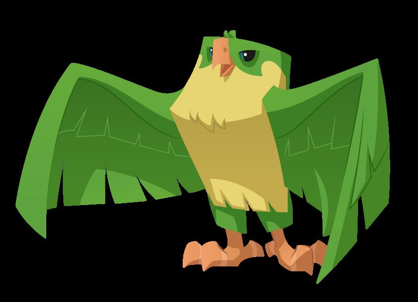 banner transparent download falcon transparent animal jam #112728302