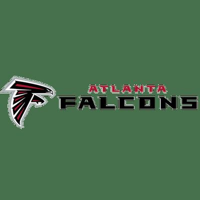 vector free stock Atlanta Falcons Logo transparent PNG