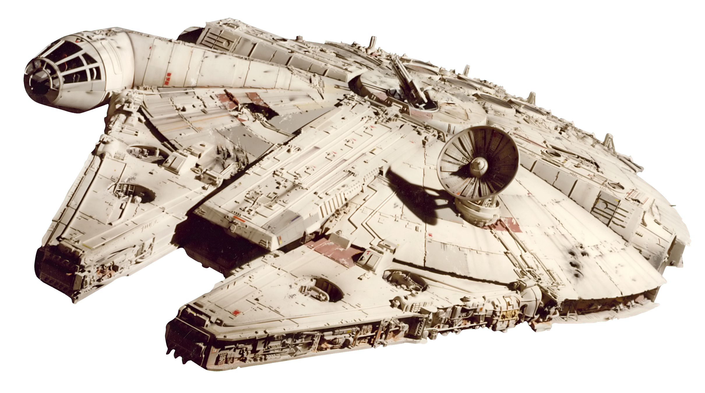 banner library falcon transparent star wars #112729943