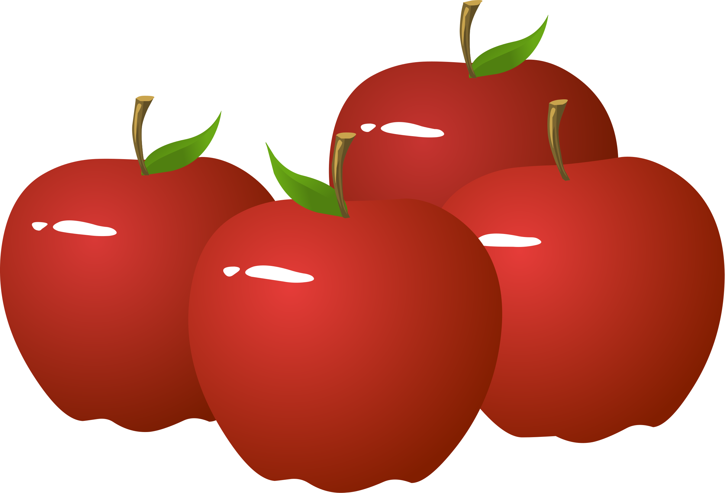 clip art free Fall apples clipart. Food free for download
