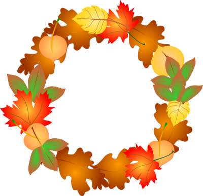 banner free library Fall borders clipart free. Seasonal clipartix.