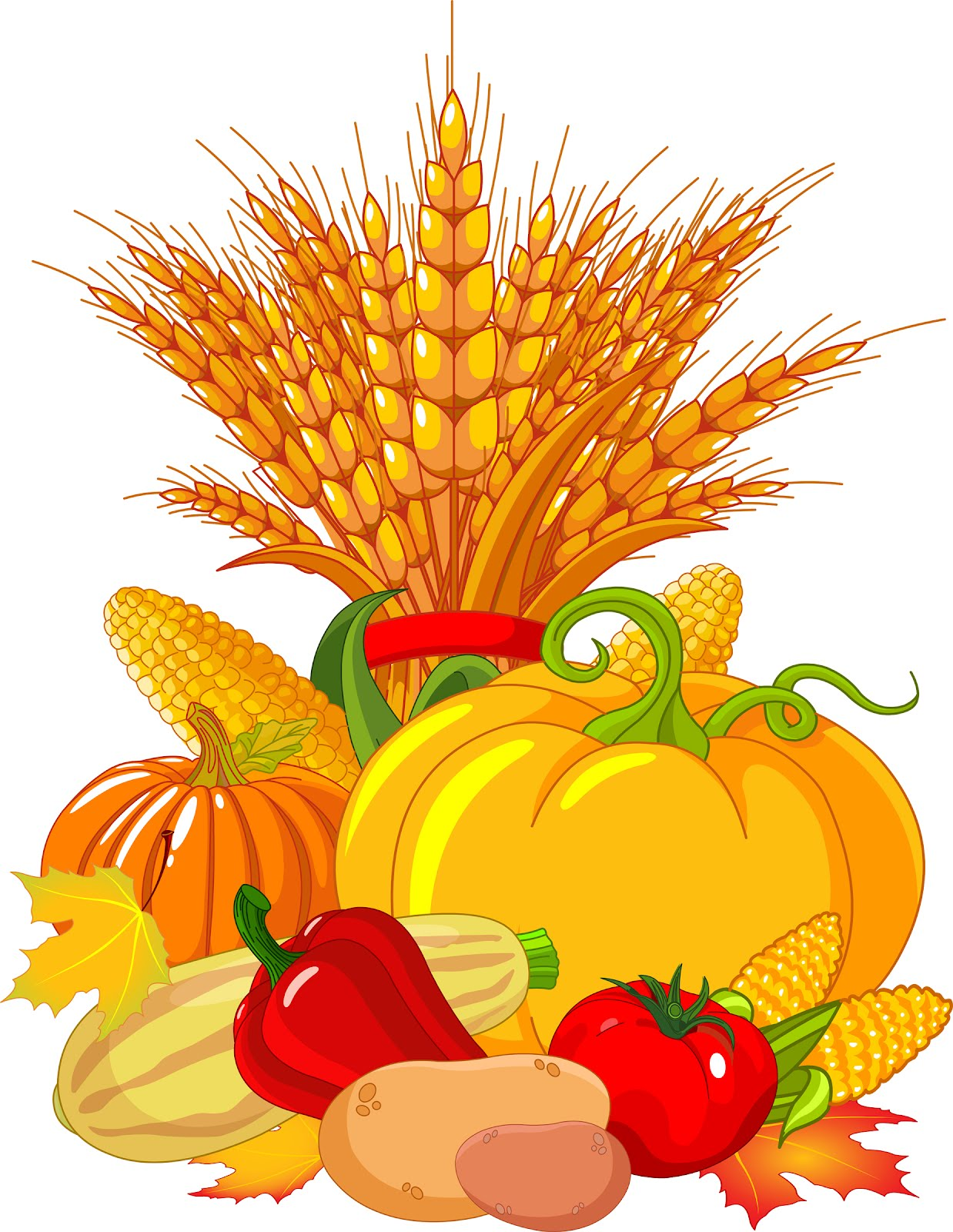 freeuse stock Fall food clipart. Free autumn cliparts download