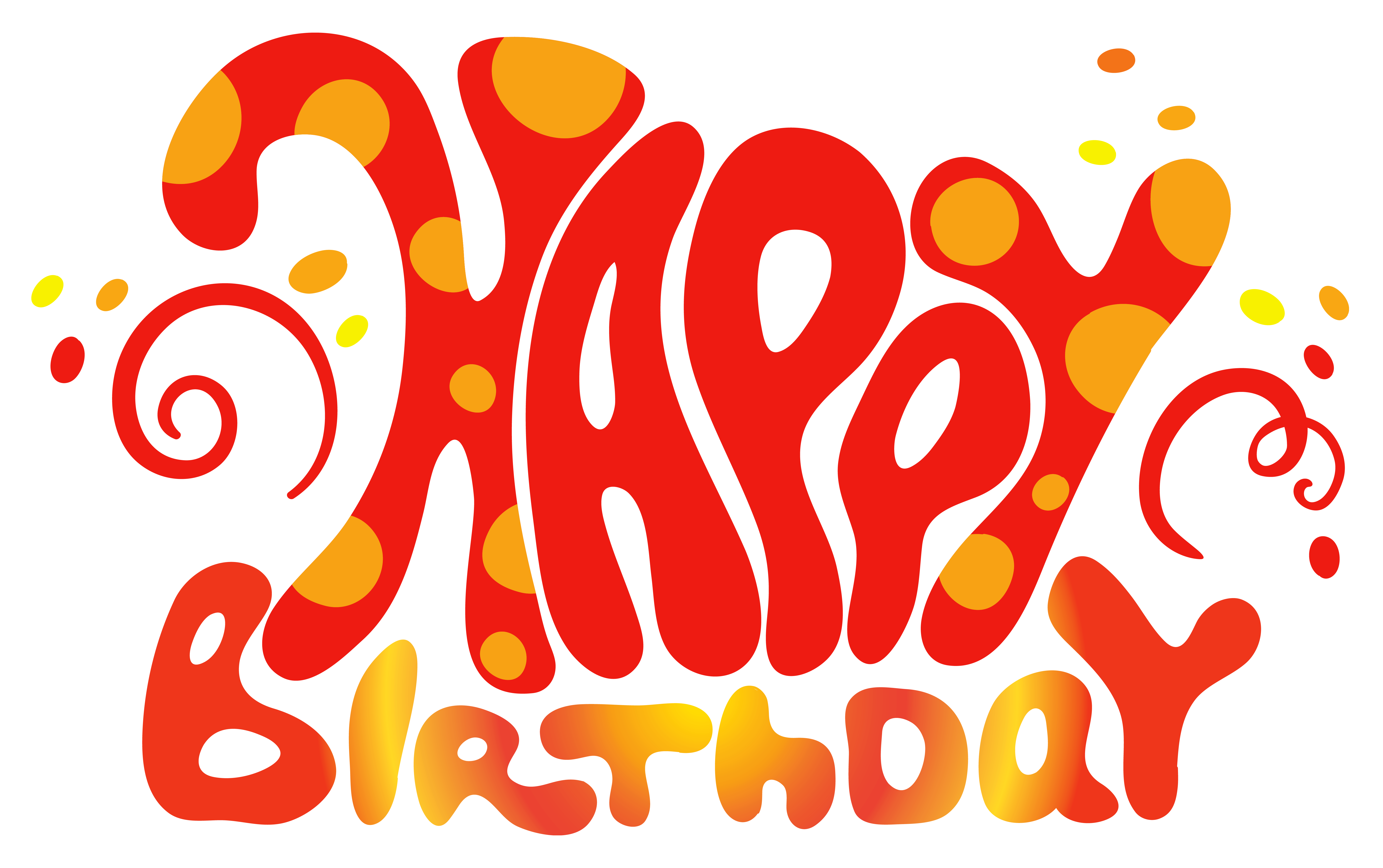 clipart royalty free stock Fall happy birthday clipart.  collection of high
